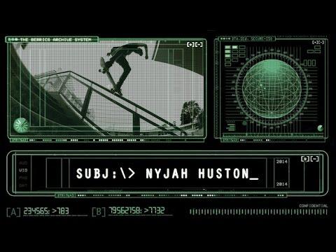 Nyjah Huston - Subject