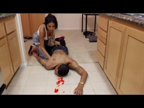 Dead Boyfriend Prank video