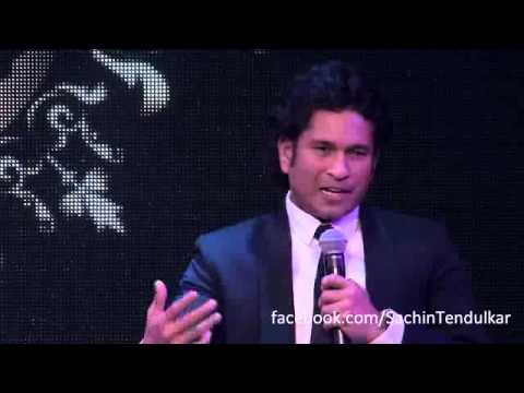 An Evening with Sachin Tendulkar - Fidelis World Celebration Series