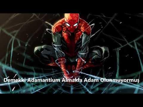 Wolverine vs The Amazing Spiderman [İnanılmaz Rap Düelloları]