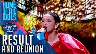 Download LYODRA - AND I'M TELLING YOU I AM NOT GOING - RESULT & REUNION - Indonesian Idol 2020 Mp3/Mp4