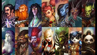 13 Warcraft Races: Fall of WoW(25 Days of Nerdy Christmas)