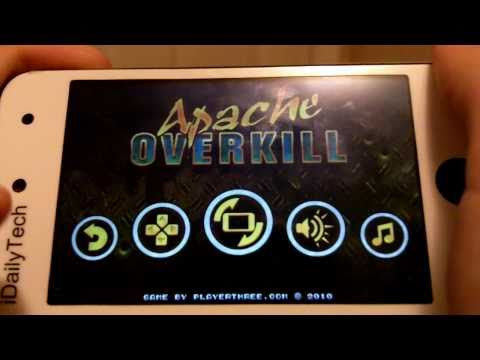 Apache Overkill App Review