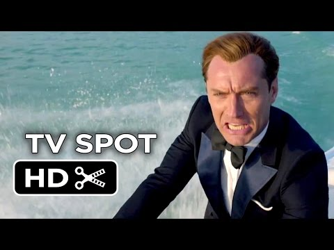 Spy TV SPOT - Comedy of the Year (2015) - Jude Law Action Comedy HD