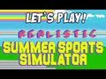 Sport Games | Fun Friday - Realistic Summer Sports Simulator