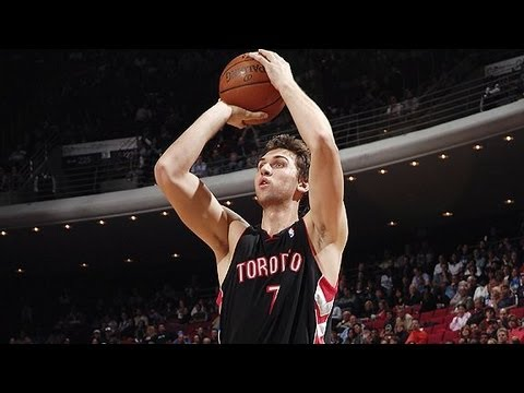 Raptors Trade Andrea Bargnani to New York Knicks for Marcus Camby, Steve Novak, and Draft Pick!