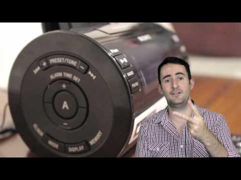 Sony ICFC11IPN Alarm Clock & iPhone 5 Dock Review