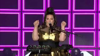 Netta -TOY - LIVE - Eurovision 2018 | HD