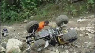 #25 ATV Fail Compilation  Epic Crash  Accidents Cross