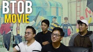 BTOB shows us their MOVIE MV Reaction