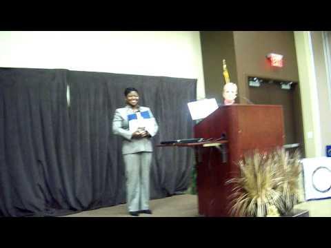 DeKalb Technical College's 2010 GOAL Ambassador Shirley M. Santiague