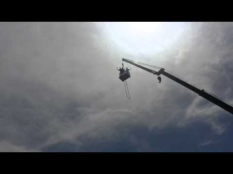 HD Hosam jump of 80 meters . Sky breakers