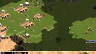 1x1 ROR RM Hills - KGB_Crazy vs Byakko - Tournament - Round 1 - Game 3