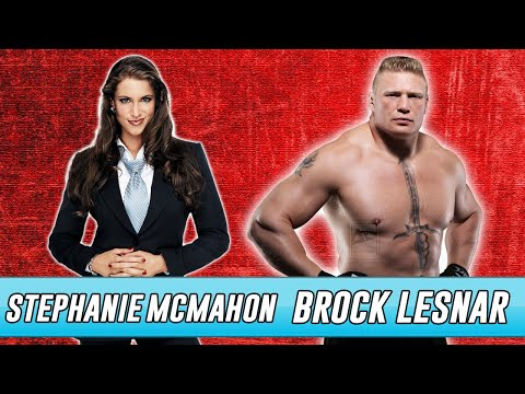 Stephanie McMahon VS Brock Lesnar | WWE Smackdown! Here Comes The Pain 2003 (1080p 60fps) thumbnail