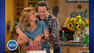 Candace Cameron Bure Catches Up With The Co-Hosts About