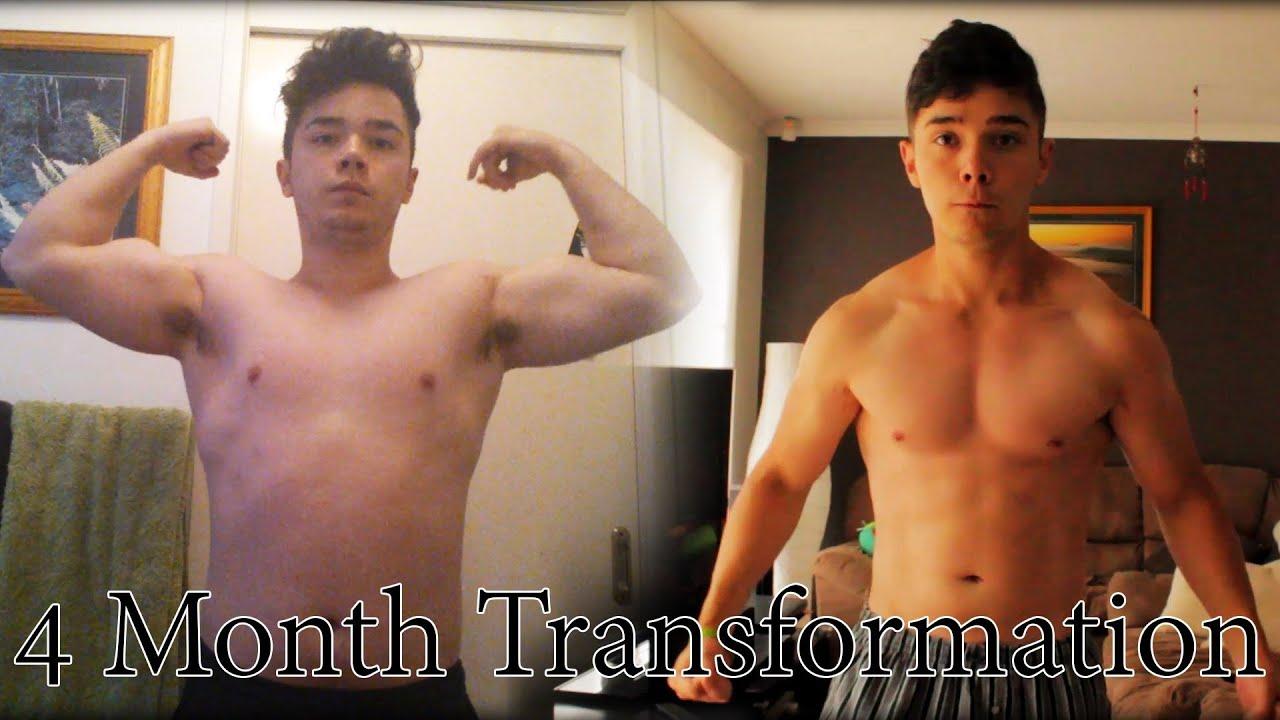 one year steroid transformation bostin loyd