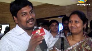 Alex Pandian - Alexpandian Public Review | Karthi - Anushka - Santhanam | Latest Tamil Movie