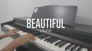 Crush - Beautiful [Goblin OST] Piano Cover