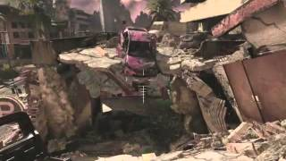 gemplay Call of Duty Ghosts mission 3 part 1