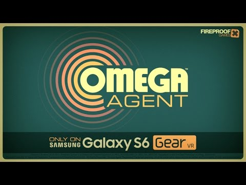 Omega Agent for Samsung S6 Gear VR