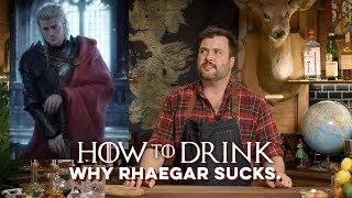 A Rant about Rhaegar | How to Drink Game of Thrones Series