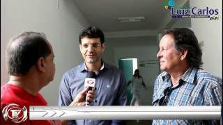 Download Lagu Visita do Vereador Luiz Carlos e Deputado Federal Marcelo Álvaro Antônio em entidades de Araxá Gratis STAFABAND