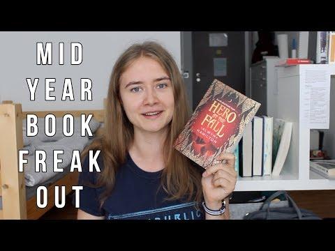 Mid Year Book Freak Out Tag   Noch mehr Bücher