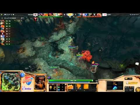 CDEC vs DK I League Season 3 Group A game 2