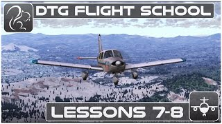 Dovetail Games Flight School - Lessons 7-8