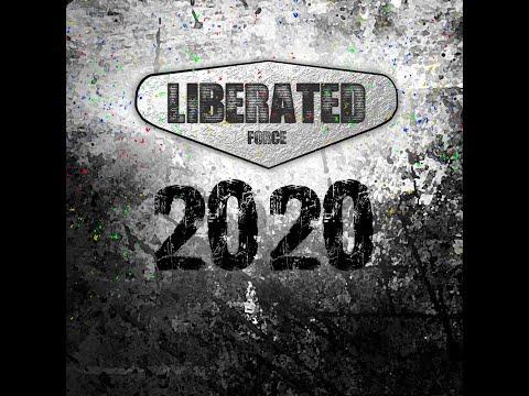 Boldog új évet kíván a Liberated force zenekar