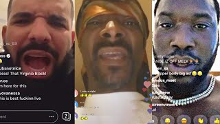 Rappers React To 6IX9INE - GOOBA & Instagram Live (Drake, Snoop Dogg, Meek Mill)