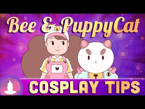 Bee and PuppyCat Cosplay Tips from CartoonHangover