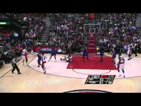 New York Knicks Vs Toronto Raptors Game Highlights February 14th 2012 Jeremy Lin