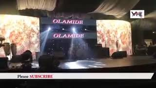 Olamide Bado's Performance At Governor Dapo Abiodun's Inauguration In Ogun State.