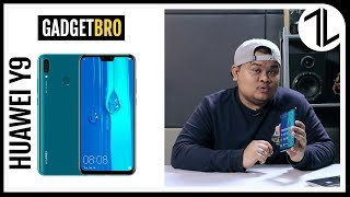 Huawei Y9 - Review + GIVEAWAY