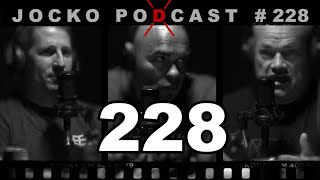 Jocko Podcast 228 w Dave Berke. Put Pressure on Your Mind. Be Your General. Be Your Soldiers MCDP 7