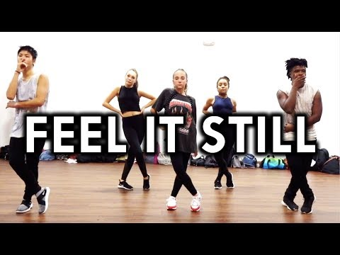 Cover Lagu Feel It Still (Portugal. The Man) feat The Outlaws | Brian Friedman Choreography | Millennium OC