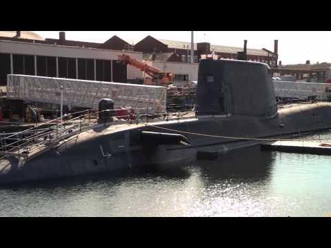 Michael Fallon's visit to BAE Systems Barrow