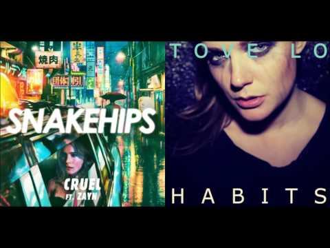 Cruel Habits (Mashup) - ZAYN & Tove Lo