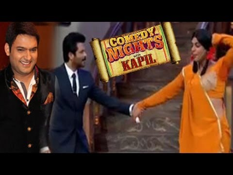 Comedy Nights with Kapil Anil Kapoor SPECIAL EPISODE 21st September 2013 FULL EPISODE