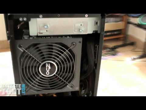 Lunaris2142 teste le boitier Lian Li PC-Q07