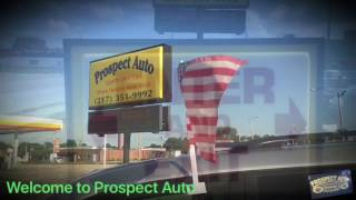 Prospect Auto..Buy here Pay here .. Inhouse Financing .. Champaign, Illinois, Quality used vehicles