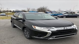 New 2019 Mitsubishi Outlander Frederick MD Hagerstown, WV #M2824300