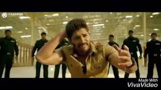 South indian Film Sarrsinodu 2017    Allu Arjun Best Fight Scene