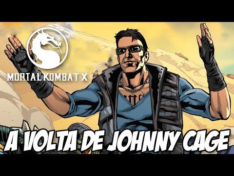 Mortal Kombat X A História - A Volta De Johnny Cage video