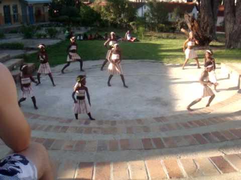 African Dance Khayamandi video