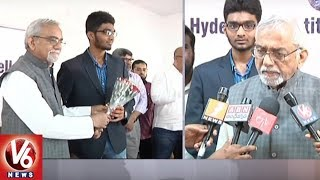 Hyderabad Zakat And Ghiasuddin Babukhan Charitable Trust Distribute Scholarships