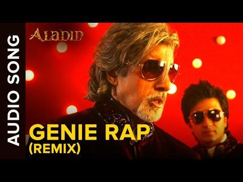 Genie Rap (Remix) Aladin | Amitabh Bachchan & Ritesh Deshmukh