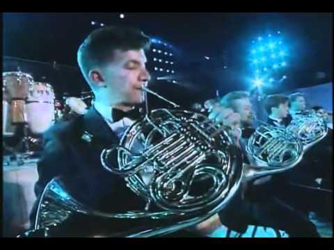 yanni - Adagio in C minor (live)