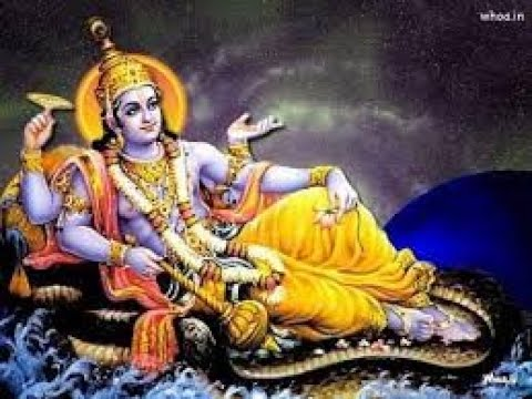 Vishnu Sahasranamam with Telugu Lyrics - Devotional Lyrics -...